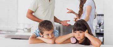 Familiäre Konflikte